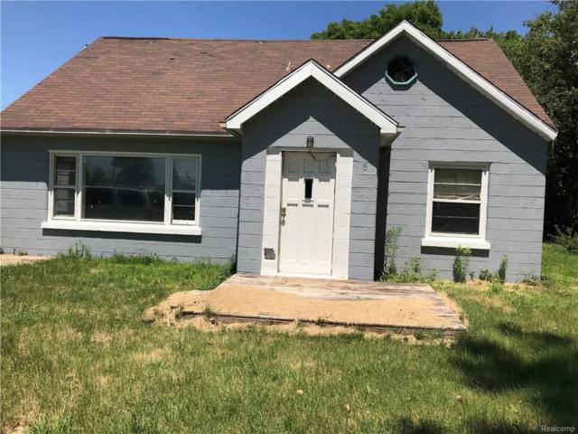 51360 W Michigan Avenue, Van Buren Twp, MI 48111 (#218058945) :: Duneske Real Estate Advisors