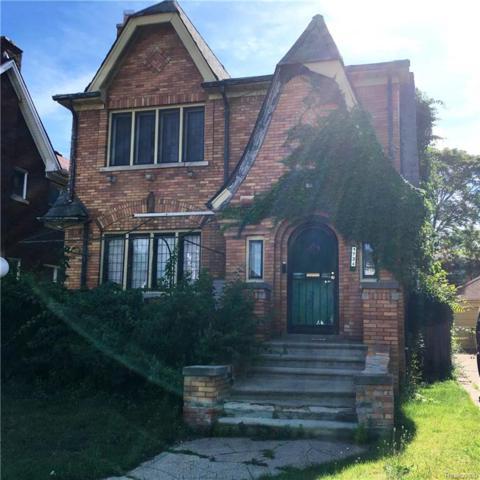 17344 Kentucky Street, Detroit, MI 48221 (#218059030) :: Duneske Real Estate Advisors