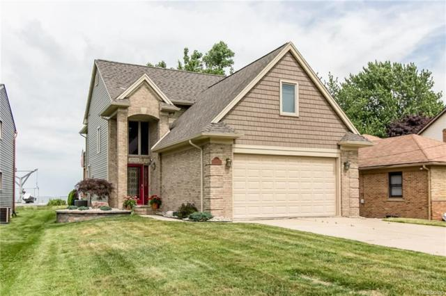 38888 Lakeshore Drive, Harrison Twp, MI 48045 (#218059069) :: The Mulvihill Group