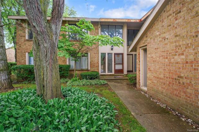 7412 Pebble Point, West Bloomfield Twp, MI 48322 (#218059231) :: RE/MAX Classic