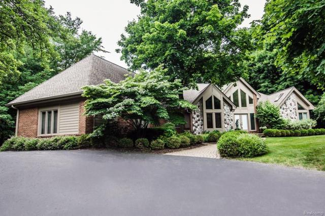 4368 Queens Way, Bloomfield Twp, MI 48304 (#218059257) :: RE/MAX Classic