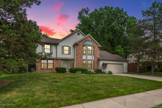 3956 Breckinridge Drive, Meridian Charter Twp, MI 48864 (#630000227785) :: The Mulvihill Group