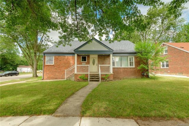 3656 Academy Street, Dearborn, MI 48124 (#218059343) :: Duneske Real Estate Advisors