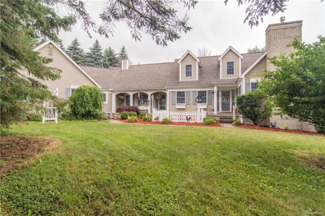 6929 Webster Road, Imlay Twp, MI 48444 (#218059387) :: The Mulvihill Group