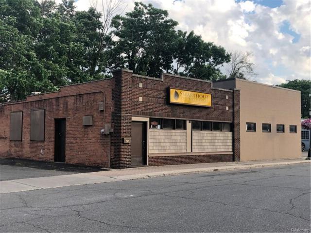 15120 Charlevoix Street, Grosse Pointe Park, MI 48230 (MLS #218059483) :: The Toth Team