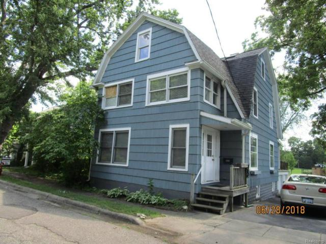 500 Linden Ave, ALBION CITY, MI 49224 (#53018030252) :: The Mulvihill Group
