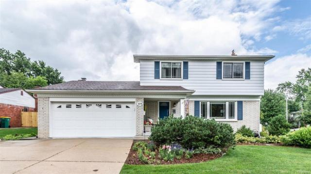 354 Pleasant Ridge Court, Saline, MI 48176 (#543258159) :: Duneske Real Estate Advisors