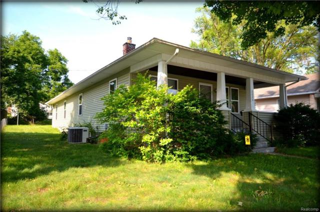 2026 Monteith Street, Flint, MI 48504 (#218059857) :: Duneske Real Estate Advisors