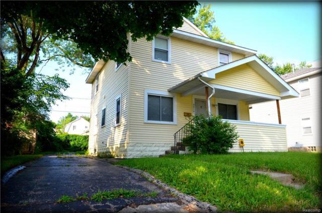 2014 Monteith Street, Flint, MI 48504 (#218059868) :: Duneske Real Estate Advisors