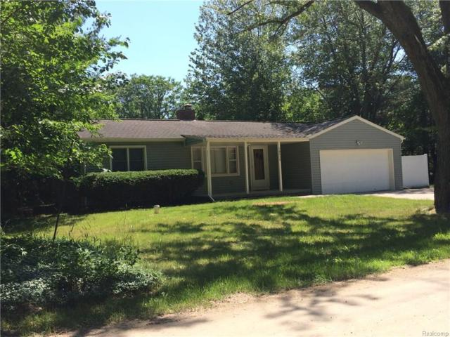 10535 Monticello Road, Hamburg Twp, MI 48169 (#218059978) :: RE/MAX Classic