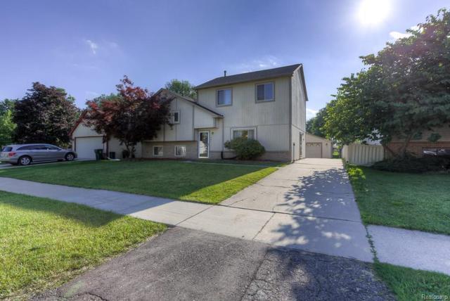 407 N Willard Road, Canton Twp, MI 48187 (#218060001) :: RE/MAX Classic