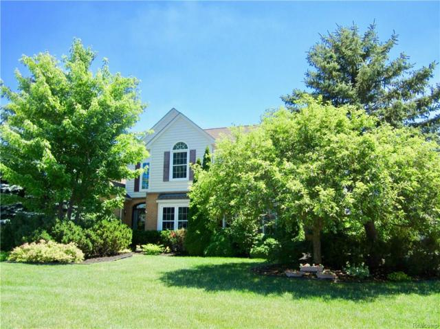 4093 Villager Drive, Orion Twp, MI 48359 (#218060007) :: RE/MAX Classic