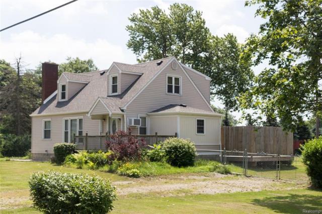 4961 W Dunbar Road, Raisinville Twp, MI 48161 (#218060037) :: Duneske Real Estate Advisors
