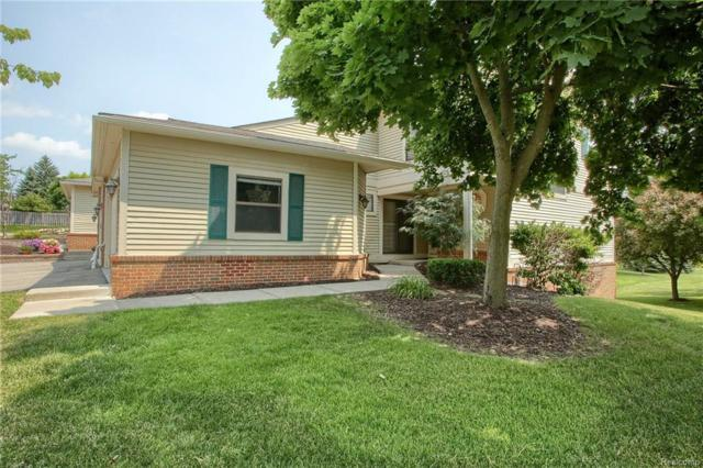 5611 Drake Hollow Drive W, West Bloomfield Twp, MI 48322 (#218060063) :: RE/MAX Classic