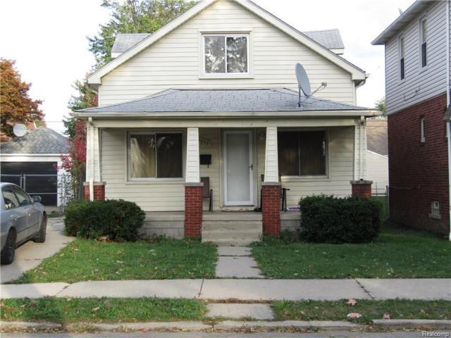 5030 Steadman Street, Dearborn, MI 48126 (#218060149) :: Duneske Real Estate Advisors