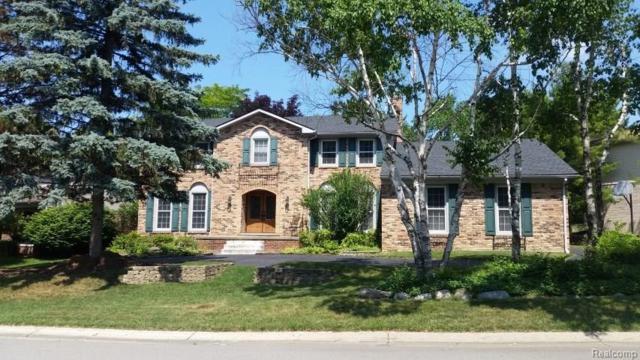 539 Middlebury Lane, Rochester Hills, MI 48309 (#218060205) :: RE/MAX Classic