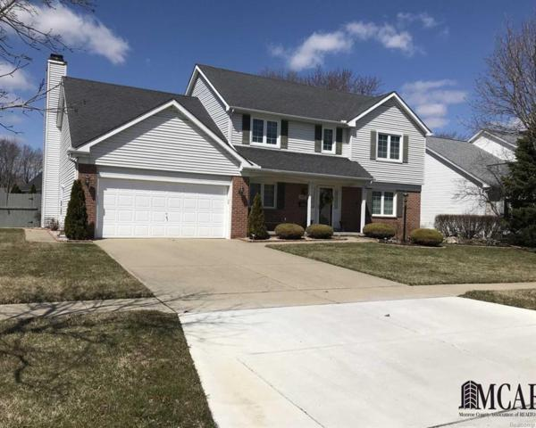 205 Ave De Lafayette, Monroe, MI 48162 (#57003452787) :: The Mulvihill Group