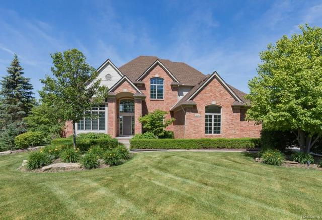 2658 Pebble Beach Drive, Oakland Twp, MI 48363 (#218060246) :: RE/MAX Classic