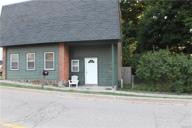 37 Main Street Road N, Carsonville Vlg, MI 48419 (MLS #218060274) :: The Toth Team