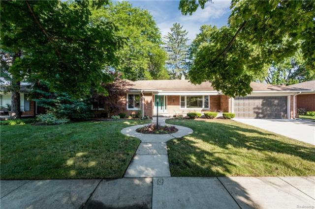 19956 Wedgewood Drive, Grosse Pointe Woods, MI 48236 (#218060349) :: RE/MAX Classic