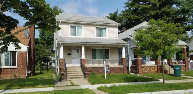 7451 Middlesex Street, Dearborn, MI 48126 (#218060438) :: The Mulvihill Group