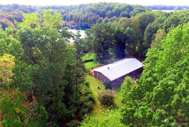 2580 Spring Grove Drive, Genoa Twp, MI 48114 (#218060486) :: The Mulvihill Group