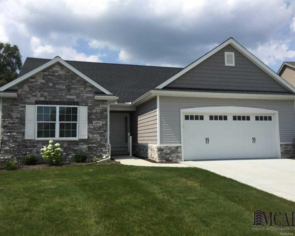 6871 W Summer Breeze Dr #59, Lambertville, MI 48144 (#57003452790) :: The Mulvihill Group