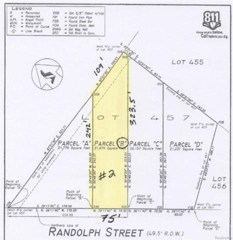 B Randolph Street, Northville, MI 48167 (#218060521) :: RE/MAX Classic