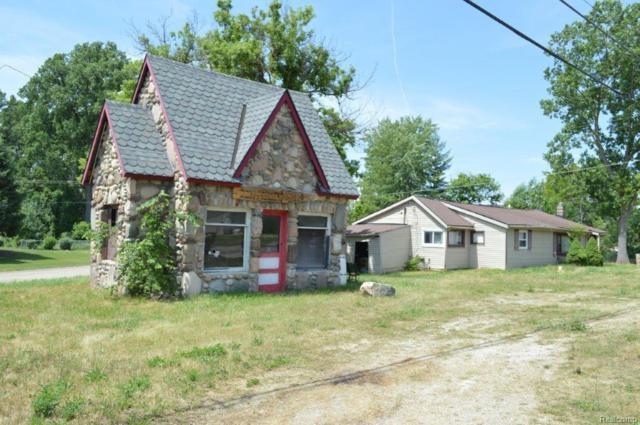 5027 W Grand River Road, Howell Twp, MI 48836 (#218060725) :: Duneske Real Estate Advisors