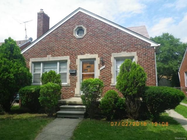8131 Bingham Street, Detroit, MI 48228 (MLS #218060778) :: The Toth Team