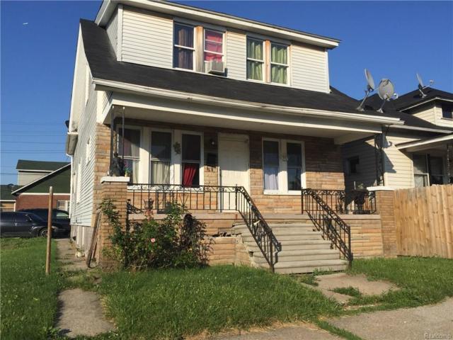 5462 Daniels Street, Detroit, MI 48210 (#218060835) :: Duneske Real Estate Advisors