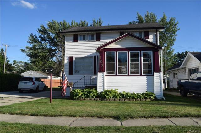 103 Tecumseh Street, Clawson, MI 48017 (#218060911) :: RE/MAX Vision
