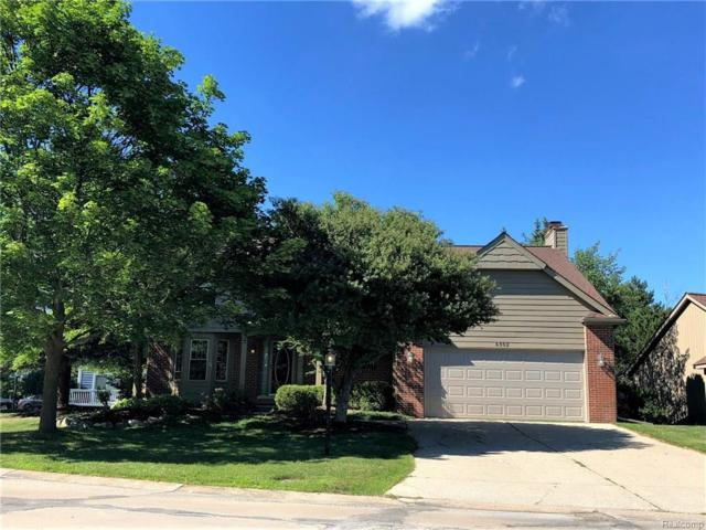 6302 Golf View Drive, Independence Twp, MI 48346 (#218060990) :: RE/MAX Classic