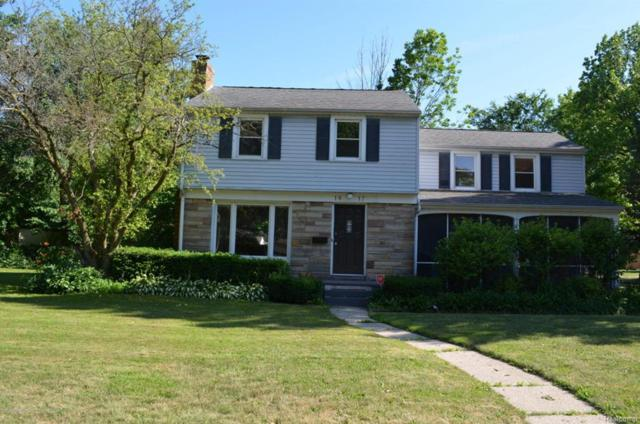 1817 Gordon Avenue, Lansing, MI 48910 (#630000227940) :: Duneske Real Estate Advisors
