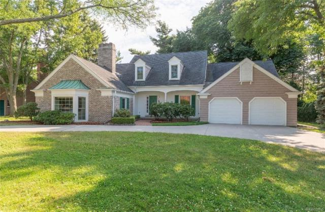 10 Rose Terrace Street, Grosse Pointe Farms, MI 48236 (#218061047) :: RE/MAX Classic