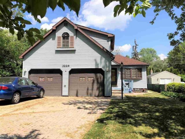 3224 Poplar Street, Port Huron, MI 48060 (#58031352660) :: Duneske Real Estate Advisors