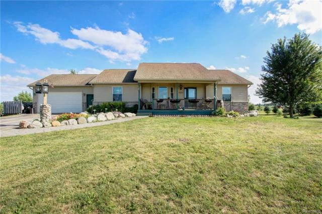 16111 Bowers Road, Mussey Twp, MI 48014 (#218061162) :: Duneske Real Estate Advisors