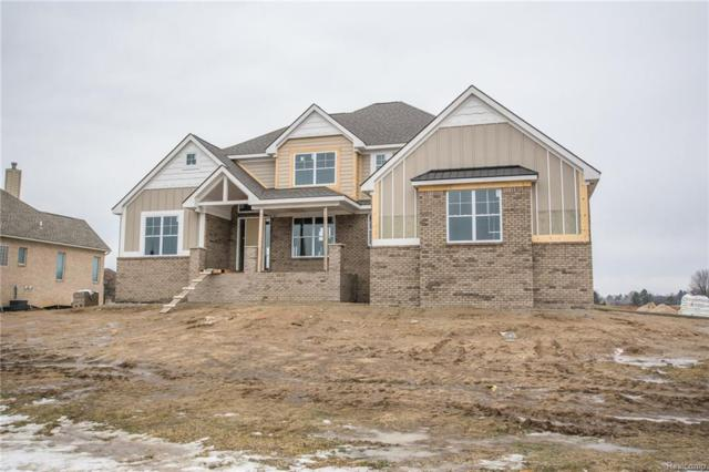 593 Perthshire Court, Highland Twp, MI 48357 (#218061174) :: The Buckley Jolley Real Estate Team