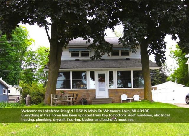 11952 N Main Street, Green Oak Twp, MI 48189 (#218061217) :: The Buckley Jolley Real Estate Team