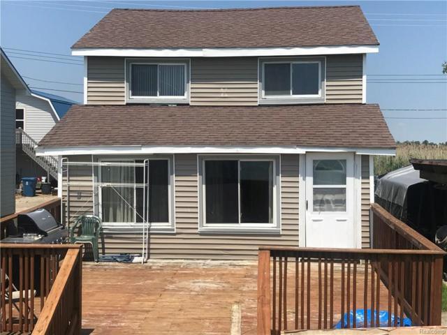 6896 Lakeshore Drive, Estral Beach Vlg, MI 48166 (#218061268) :: Duneske Real Estate Advisors