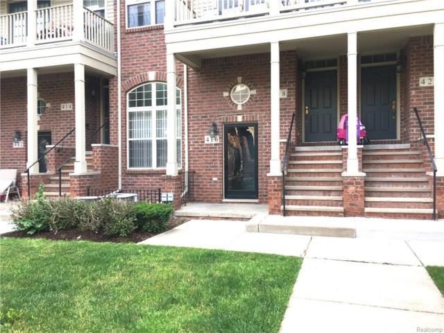 416 Old Pine Way, Walled Lake, MI 48390 (#218061313) :: Duneske Real Estate Advisors