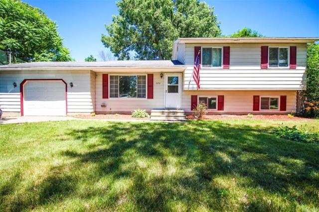 5252 Flushing, Flint Twp, MI 48433 (#50100002903) :: Duneske Real Estate Advisors