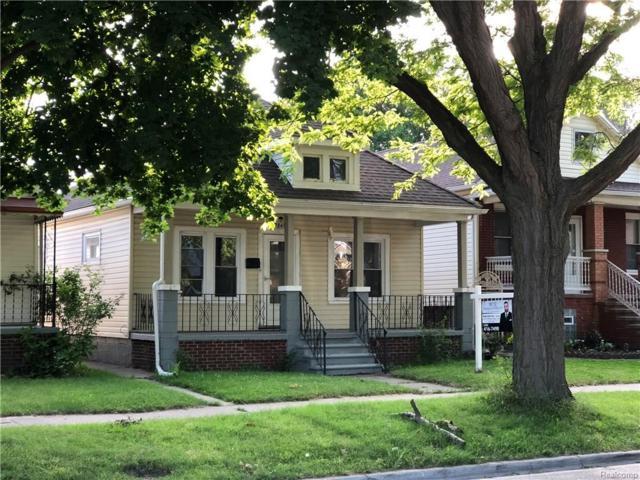 2843 Roulo Street, Dearborn, MI 48120 (#218061361) :: RE/MAX Classic