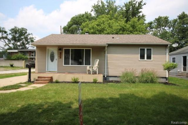 619 Millard Avenue, Royal Oak, MI 48073 (#218061372) :: Duneske Real Estate Advisors