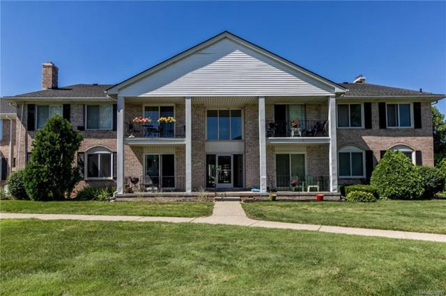 14211 Ivanhoe Drive 4/ 168, Sterling Heights, MI 48312 (#218061409) :: Duneske Real Estate Advisors