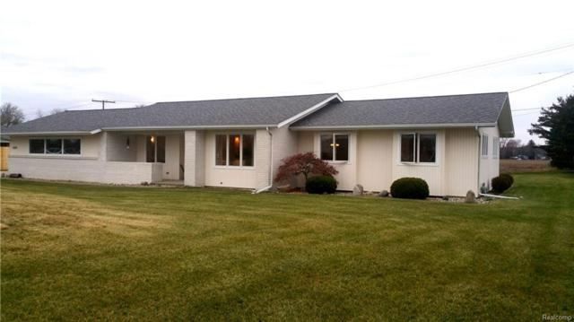 1504 S Raisinville Road, Raisinville Twp, MI 48161 (#218061422) :: RE/MAX Vision