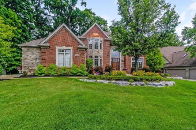 6960 Oakhurst Ridge Road, Independence Twp, MI 48348 (#218061467) :: Duneske Real Estate Advisors