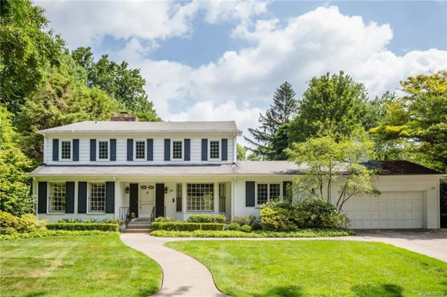 88 Cloverly Road, Grosse Pointe Farms, MI 48236 (#218061522) :: RE/MAX Classic
