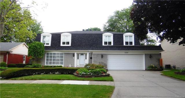 564 N Brys Drive, Grosse Pointe Woods, MI 48236 (#218061589) :: RE/MAX Classic