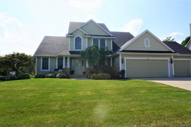11670 Hidden Spring Trail, Dewitt Twp, MI 48820 (#630000228007) :: Duneske Real Estate Advisors